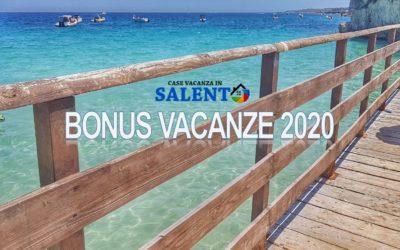 BONUS VACANZE 2020 – COME FUNZIONA